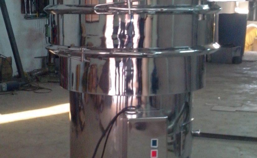 Rapid Mixer Granulator